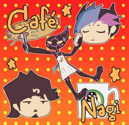 Cafe Nagi by koboppy