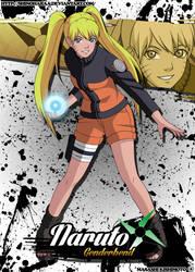 Naruto Uzumaki -Genderbend- by Shinoharaa
