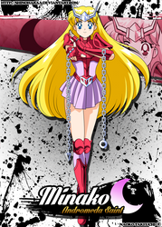 Andromeda Minako by Shinoharaa