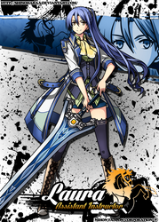 Laura S. Arseid by Shinoharaa