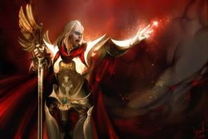 Warrior by Sinto-risky