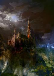 Castle by Sinto-risky