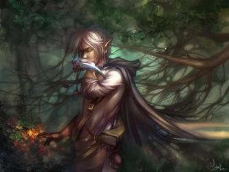 solar elf by Sinto-risky