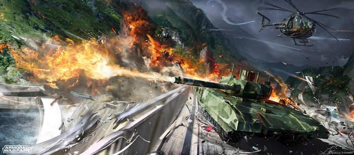 Armata-Dam by Sinto-risky