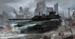 Foggy Armata by Sinto-risky