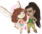 Example CM: Chibi [120px] by VIRUS-Queen
