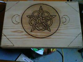 Altar Pentacle 2 by Sekem-Miw