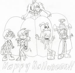 Tides of Chaos - Halloween 2016 by IvoRobotnikSBZ