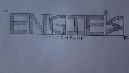 My Engie's sketchbook Sketch #001 by ArdianACET