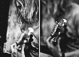 guitarist by darijoy