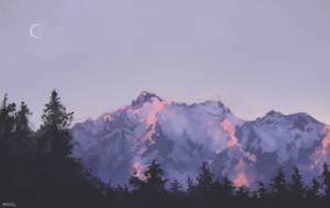 mountains by Naovel