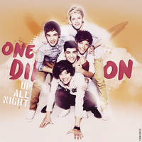 One Direction - Up All Night by am11lunch
