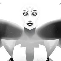 White Diamond by Aire-Draws