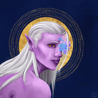 Lotor :: Forget Me Not by Aire-Draws