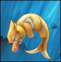 Swimming Buoysel by nepryne