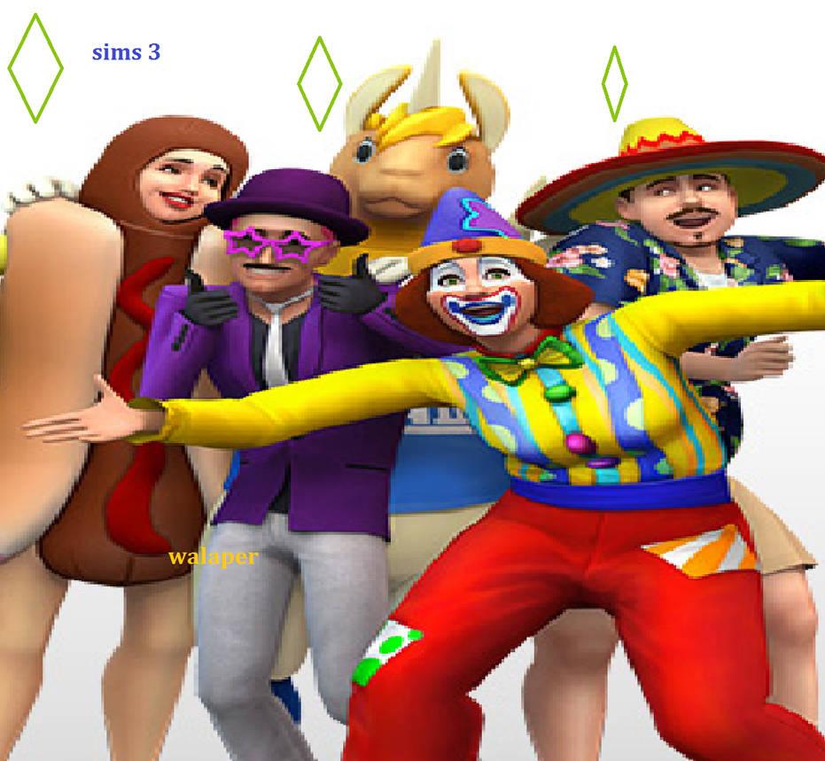 The Sims 3 Wallpaper Best Wallpapas By Ded Fysz On Deviantart