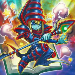 Toon Dark Magician by Yugi-Master