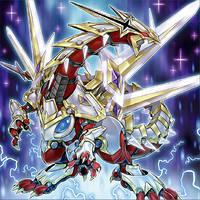 Odd-Eyes Saber Dragon by Yugi-Master