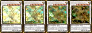 Blue-Eyes Spirit Dragon Ghost Gold Rare by Yugi-Master