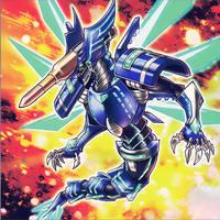 Metalrokket Dragon by Yugi-Master
