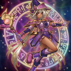 Apprentice Illusion Magician by Yugi-Master