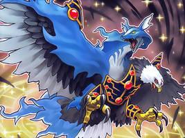 Mythical Beast Garuda by Yugi-Master