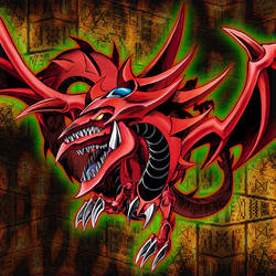 Slifer the Sky Dragon HQ by Yugi-Master
