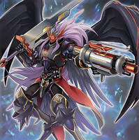 Blackwing - Full Armored Wing by Yugi-Master