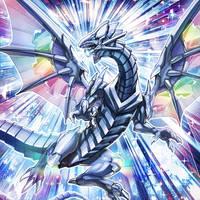 Blue-Eyes Solid Dragon by Yugi-Master