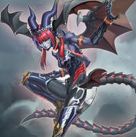 Lilith Lady Of Lament by Yugi-Master