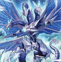 Trishula, the Ice Prison Dragon by Yugi-Master
