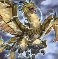 Avian Thunder Dragon by Yugi-Master