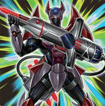 Xtra HERO Dread Decimator by Yugi-Master