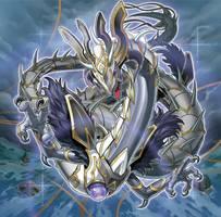 Agarpain the Guardragon FULL ARTWORK by Yugi-Master