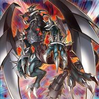 Dark Armed, the Savage Onslaught Dragon by Yugi-Master