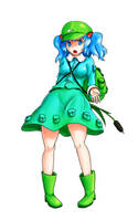 Nitori - Give me your cucumber by palan17teer