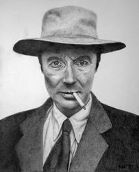 Robert J. Oppenheimer - I am become death. by kennyc
