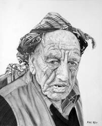 Old Arab Man by kennyc