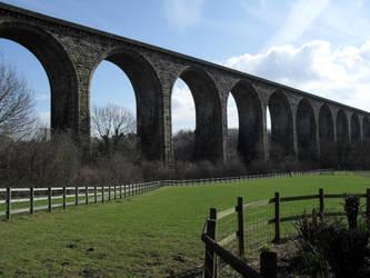 Cefn viaduct by Shadow-Hedgehog7