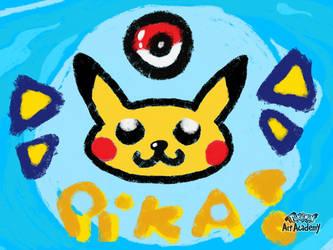 Pikachu by Shadow-Hedgehog7