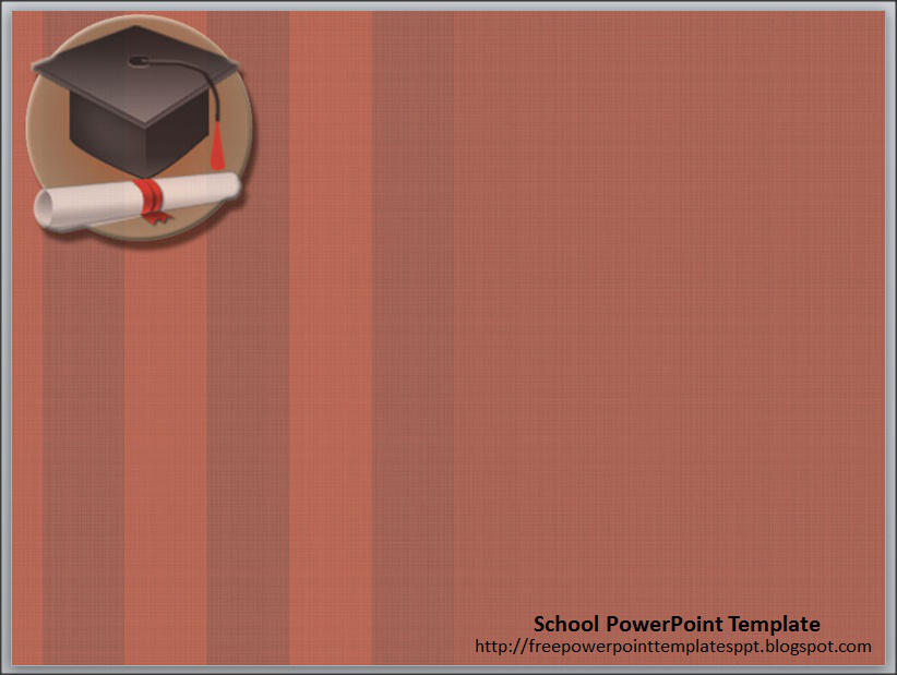 School Themed Powerpoint Templates Free Download By Enrila On Deviantart