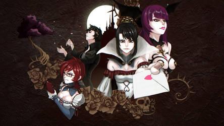 Yanvania: Senpai of the Night by Shyua