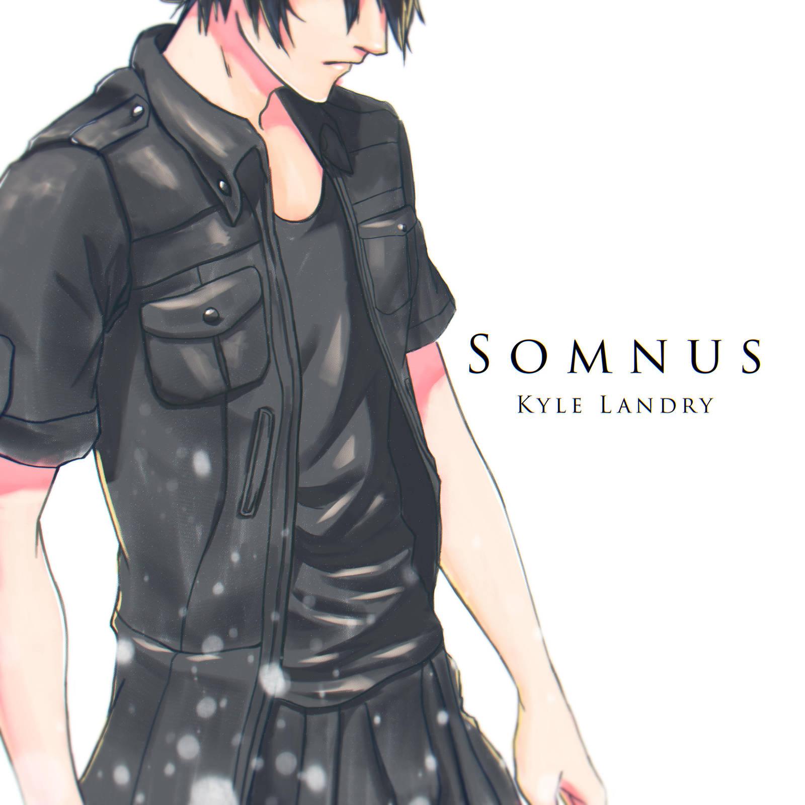 Kyle Landry FFXV Somnus by Shyua