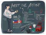 Meet The Artist by Shyua