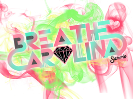 Breathe Carolina by SammieChanx