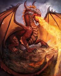 Red Dragon by arankin