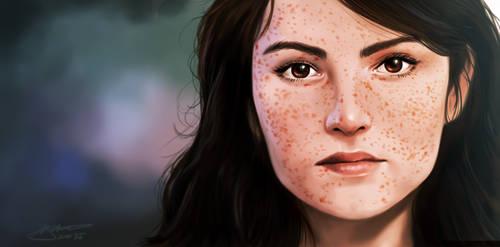 Woman by makseph