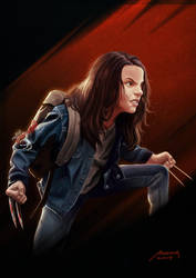 X-23 by makseph