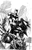Batman by olivernome