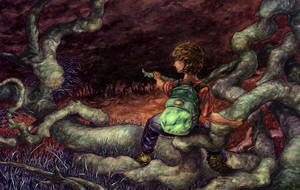 The Northern Tanglecliffs by evanjensen